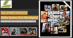 Top 10 Most Expensive Video Games (labnolasia) Tags: videogames top10 mostexpensive top10mostexpensivevideogames