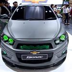 Chevrolet Sonic at the 36th Bangkok International Motor Show thumbnail