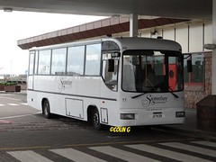 Signature 11 (Coco the Jerzee Busman) Tags: uk bus islands coach signature cannon toyota jersey coaster channel lcb