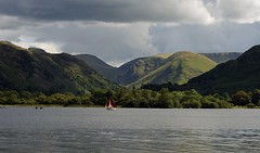 ullswater (plot19) Tags: uk red england lake mountains west green water grass landscape photography boat nikon northwest britain district hill great north lakes lakedistrict hills cumbria western land british now northern ullswater plot19