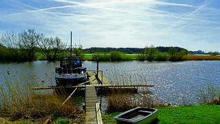 The river IJssel - on Explore -