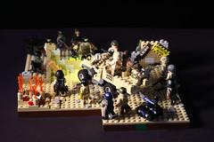 The Assault (jaspera2014) Tags: lego military eodrobot modcom brickarms legomilitary citizenbrick gibrick brickstufflights