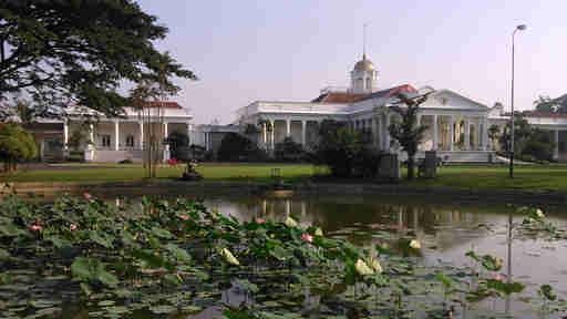 Kebun Raya Bogor dalam gambar