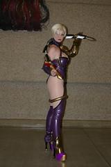 1464 - Sakuracon 2006 (Photography by J Krolak) Tags: costume cosplay ivy masquerade soulcalibur sakuracon sakuracon2006 ivyvalentine
