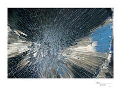 {: fracture | lines :} (heritagefutures) Tags: camera window glass lines nikon antique f45 refraction vandalism smashed burst pane shattered simulator nikonf fissure 135mm fragment d800 fractured m39 hellor hermagis 184904 4668mm meikenaf 20mmdg