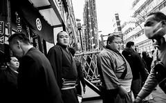 Sumo in Osaka-4 (Rodrigo Ramirez Photography) Tags: japan amazing traditional professional tournament osaka sumo yokozuna ozeki makuuchi hakuho sumotori sumotournament maegashira reikishi harumafuji topdivision