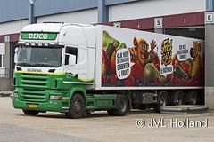 Scania R500 DIJCO  Fred&Ed  150320-327-c4 JVL.Holland (JVL.Holland John & Vera) Tags: netherlands canon europe transport nederland vrachtwagen zuidholland vervoer scaniar500 freded dijco jvlholland abcwestlandpoeldijk
