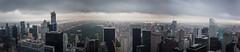 New York Panorama. View from Rockefeller Center (Oleg.A) Tags: nyc panorama usa newyork cityscape unitedstates centralpark manhattan rockefellercenter viewpoint megalopolis