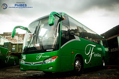 Three-Six. (Naretev.) Tags: bus coach long king restroom trans 36 equipped farinas xmq6101
