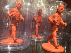 Terracotta Tintin (dagboshoots) Tags: belgium brussels tintin herge terracotta toys snowy milou comics dagboshoots dagbo