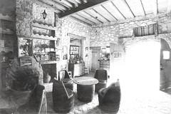Cyprus (Baths of Aphrodite) (andrew.dusam) Tags: white black museum blackwhite cyprus baths aphrodite