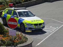 Police Taxi (Coco the Jerzee Busman) Tags: uk coastguard fire islands police ambulance jersey emergency channel response