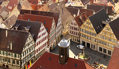 Herrenberg / Germany (Habub3) Tags: canon germany deutschland stitch powershot marktplatz herrenberg fachwerk g12 2015 habub3