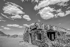 Building, Dixie Valley geothermal area, Apr 18 2015 (jacksala) Tags: ranch desert decay nevada nv arid abaondoned desertdecay