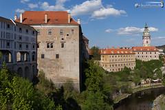 Castle of esk Krumlov (dieLeuchtturms) Tags: europa europe tschechien tschechischerepublik czechrepublic bohemia vltava krumau 3x2 moldau eskkrumlov bhmen echy eskrepublika jihoeskkraj crumlaw bhmischkrumau krummauandermoldau bohemiancrumlaw