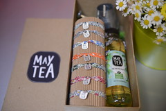 MayTea par ORANGINA SCHWEPPES (Le Caf du Geek) Tags: flower fleur lifestyle orangina schweppes th thglac thvert thblanc thnoir maytea