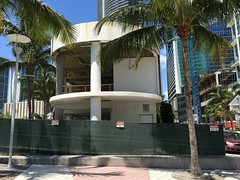 300 Biscayne Boulevard Way (Phillip Pessar) Tags: building for this construction downtown miami property plan demolition an story million someone they 70 125 paid
