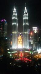 Petronas Towers (daniela.klenke) Tags: city petronas towers kuala lumpur
