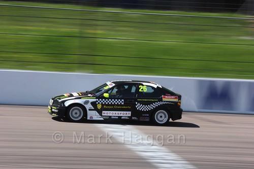 BMW Race Days series at BRSCC Weekend at Rockingham, May 2016