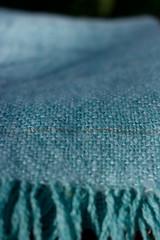 Echarpe poilue (Libellune) Tags: scarf handwoven libellune