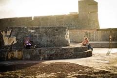 Castle San Cristbal, Puerto Rico (OrangeOtoo) Tags: puertorico sanjuan sancristbal