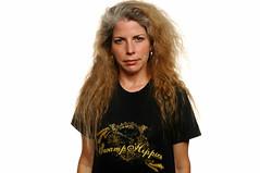 Marynell (Studio d'Xavier) Tags: portrait musician rockstar guitarist strobist marynellhardin