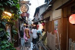 Pontocho (Dmitry.S.) Tags: japan kyoto pontocho