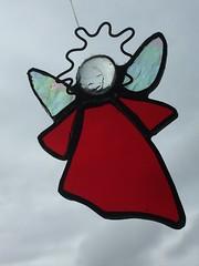 Angel of glass (Moniqas) Tags: glass angel sweden glas fotosondag fs160529