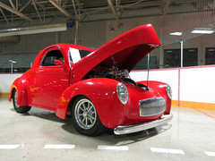 1941 Willys Coupe (dave_7) Tags: classic car 1941 willys hodrod