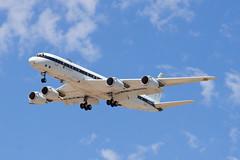 NASA McDonnell Douglas DC-8-72 N817NA (jbp274) Tags: airport airplanes nasa douglas palmdale pmd dc8 mcdonnelldouglas plant42 kpmd