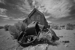 Bodie_1 (PamBolingPhoto) Tags: bodie california ghosttown arresteddevelopment bw monochrome