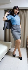 DSC07674 (mimo-momo) Tags: japanese skirt crossdressing transvestite crossdresser crossdress