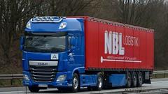 D - NBL Logistik DAF XF 106 SSC (BonsaiTruck) Tags: truck 106 lorry camion trucks lastwagen daf lorries lkw xf nbl lastzug