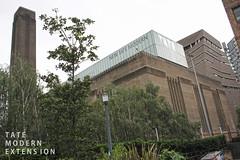 Tate Modern - New Extension (Adam Hampton-Matthews) Tags: building brick london texture museum architecture modern concrete tate grunge tatemodern extension herzogdemeuron modernarchitecture 2016 londonarchitecture architecturephotography newtatemodern london2016 tatemodern2016
