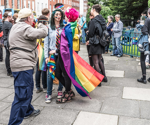 PRIDE PARADE AND FESTIVAL [DUBLIN 2016]-118092