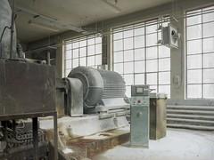(soho42) Tags: industry film analog industrial machine mamiya645protl kodakektar100