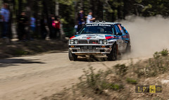 Lancia Delta HF integrale Martini (Luca eskimo) Tags: sardegna italy cars car race speed italia sardinia rally martini delta dirty story dirt wrc dust panning lancia polvere lanciadelta deltahf rallystorico autolavaggiobatman