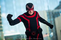 SP_44716 (Patcave) Tags: heroes con heroescon heroescon2016 2016 convention cosplay costumes cosplayers marvel dc portrait shoot shot canon 1740mm f4 lens patcave 5d3 northcarolina north carolina charlotte center indoors air conditioning cyclops scott summers xmen mutants