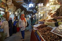 Souk - Fez - Morocco (wietsej) Tags: zeiss market sony morocco fez souk 1670 a3000 sel1670z