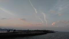0717161953 (Michael C. Meyer) Tags: castle island boston ma carson beach southie south dusk