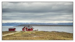Landscapes of Norway (6) (kurtwolf303) Tags: porsangerfjord landschaft landscape coast fjord water wasser buildings gebude norway norwegen norge olympusem1 omd micro43 microfourthirds kste ufer clouds wolken travelphotography reisefotografie unlimitedphotos finnmark skandinavien scandinavia europe 250v10f topf25 topf50 topf75 500v20f topf100 750views 800views