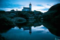 Le phare de Pontusval (Jakezjr) Tags: france bretagne finistere brignoganplages phare pontusval