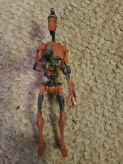 Rocket Battle Droid (samreitenour) Tags: cis droid tcw