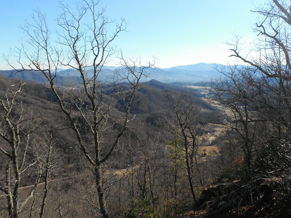 Haywood County view