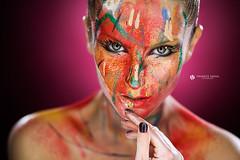 Vanessa II (Lo_straniero) Tags: portrait color makeup ritratto bari fotografo younesstaouil