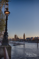 Dusk at Southbank, London (Mikyy81) Tags: uk london thames river nikon dusk londoneye bigben southbank d810