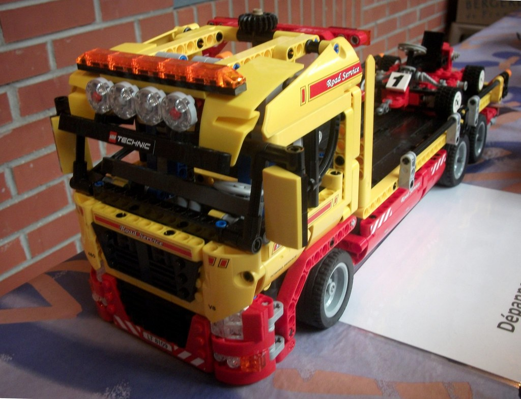 the world 39 s best photos of camion and legotechnic flickr. Black Bedroom Furniture Sets. Home Design Ideas