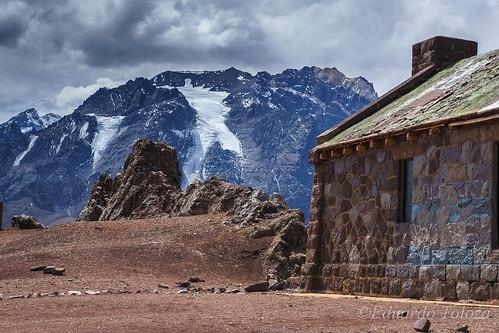 Cordillera de los Andes. Mendoza. Argentina