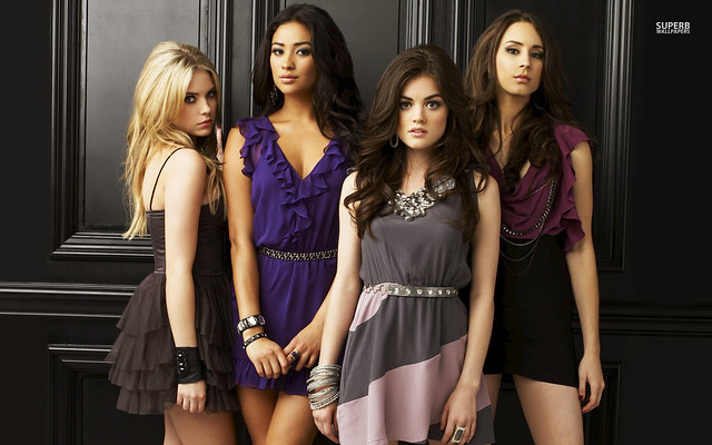 Pretty Little Liars Wallpaper Free Download