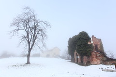 The fortress of Verrua Savoia, Italy (flubatti) Tags: